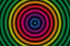 Abstrakt bakgrund för cirkulär, royaltyfri illustrationer