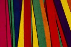 Abstrakt bakgrund för färgrik pinne royaltyfria bilder