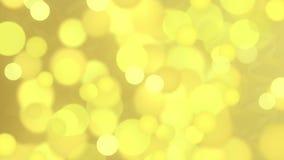 Abstrakt bakgrund för guld med defocused ljus för bokeh Abstrakt guld- effekt för feriebakgrundsbokeh Festlig vinter vektor illustrationer