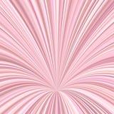 Abstrakt bakgrund för hål 3d - vektordiagrammet från att virvla runt rays Arkivbilder