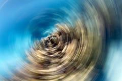 Abstrakt bakgrund för korall & för vatten Fotografering för Bildbyråer