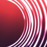 Abstrakt bakgrund för ljuscirklar. Stjärn- vektor Royaltyfri Fotografi