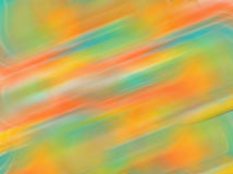Abstrakt bakgrund för lutningrörelsesuddighet med mjuka signaler för pastellfärgad färg, gräsplan, blått, apelsin, guling, rosa f Fotografering för Bildbyråer