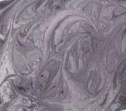 Abstrakt bakgrund för marmor med guld- pulver Natur som marmorerar textur Royaltyfri Foto