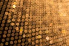Abstrakt bakgrund för modell för ljuskronaljusbokeh Arkivbild