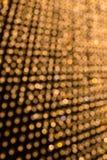 Abstrakt bakgrund för modell för ljuskronaljusbokeh Fotografering för Bildbyråer