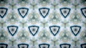 Abstrakt bakgrund för modell för vit blomma Arkivfoton