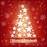 Abstrakt bakgrund för orientering för glad jul för vektor För konstdesign för lyckligt nytt år lista, sida, modelltemastil, baner Arkivfoton