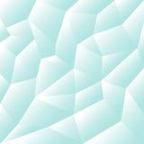 Abstrakt bakgrund för polygon Royaltyfria Bilder