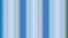 Abstrakt bakgrund för rörelsekalejdoskopbandet i blått och vit tonar vektor illustrationer