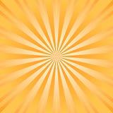 Abstrakt bakgrund för solljus Bakgrund för apelsin- och bruntfärgbristning Fotografering för Bildbyråer