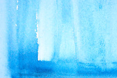Abstrakt bakgrund för vattenfärg Royaltyfri Foto