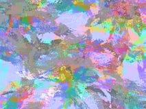 Abstrakt bakgrund för vattenfärg, grungeblandning Arkivfoton