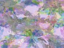 Abstrakt bakgrund för vattenfärg, grungeblandning Royaltyfria Foton