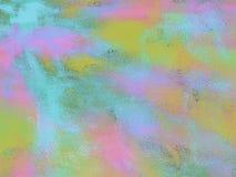 Abstrakt bakgrund för vattenfärg, grungeblandning Royaltyfri Fotografi