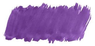 Abstrakt bakgrund för vattenfärgdahlia, fläck, färgstänkmålarfärg, fläck, skilsmässa Tappningmålningar för design och garnering stock illustrationer