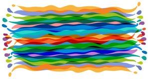 Abstrakt bakgrund för vektor royaltyfri illustrationer