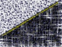 Abstrakt bakgrund för vit och för svart med guld- toner Fotografering för Bildbyråer