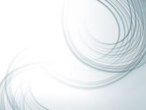 abstrakt bakgrund fluied gråa linjer royaltyfri illustrationer