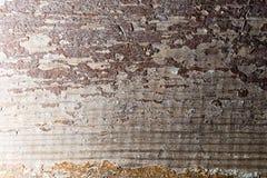 Abstrakt bakgrund från ett gammalt träbräde Royaltyfri Fotografi
