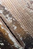 Abstrakt bakgrund från ett gammalt träbräde Fotografering för Bildbyråer