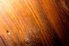 Abstrakt bakgrund från ett gammalt träbräde Royaltyfri Foto