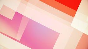 Abstrakt bakgrund från färgglade enorma former Royaltyfria Bilder