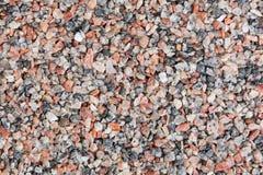 Abstrakt bakgrund från kvartsstenar Textur från kvarts Royaltyfri Bild
