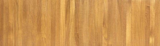 Abstrakt bakgrund från panoramafotoet av den bruna wood texturwaen Royaltyfri Foto