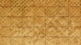 Abstrakt bakgrund från texturerat av fina keramiska tegelplattor och små mosaikfyrkanter Arkivfoto