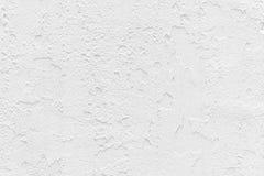 Abstrakt bakgrund från vitbetongtextur på väggen med gru royaltyfria foton