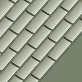 Abstrakt bakgrund - fyrkanter med droppskuggor Arkivfoton