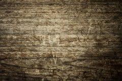 Abstrakt bakgrund, gamla bräden, brun färg royaltyfria bilder