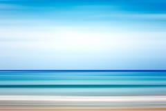 abstrakt bakgrund Hav och kustlinje Royaltyfria Foton