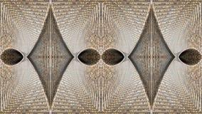 Abstrakt bakgrund i beiga tonar, rasterbilden för designen Royaltyfria Bilder