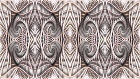 Abstrakt bakgrund i beiga tonar, rasterbilden för designen Royaltyfri Bild
