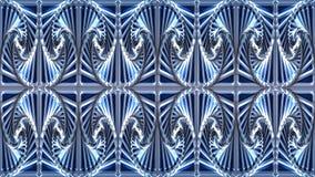 Abstrakt bakgrund i blått tonar, rasterbilden för designnollan Royaltyfri Fotografi