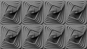 Abstrakt bakgrund i grå färger tonar, rasterbilden för designnollan Royaltyfri Foto
