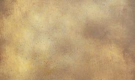 Abstrakt bakgrund i mjuka guld- signaler Arkivfoton