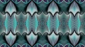 Abstrakt bakgrund i turkos tonar, rasterbilden för desen Arkivfoto