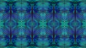 Abstrakt bakgrund i turkos tonar, rasterbilden för desen Fotografering för Bildbyråer