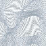 abstrakt bakgrund lines wavy stock illustrationer