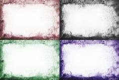 abstrakt bakgrund målad vattenfärg Royaltyfria Foton