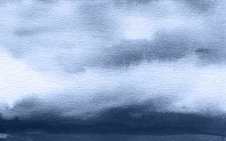 abstrakt bakgrund målad vattenfärg paper textur royaltyfri bild
