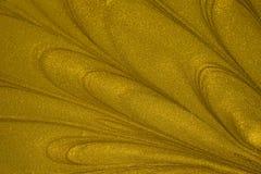 Abstrakt bakgrund, makro av blänker målarfärg arkivbild