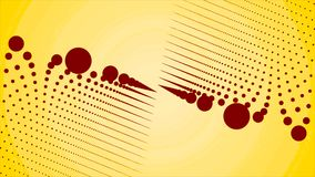 Abstrakt bakgrund med att flytta digitala glödande linjer föreställer begrepp av optisk kabel för fiber Abstrakt mikrovåggloria vektor illustrationer