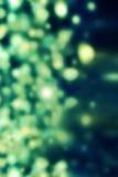 Abstrakt bakgrund med defocused ljus och stjärnor för bokeh Boke Royaltyfri Fotografi