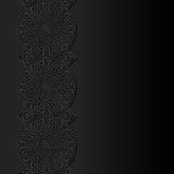 Abstrakt bakgrund med den traditionella prydnaden Arkivfoton