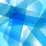 Abstrakt bakgrund med färgrika överlappande lager Arkivbild