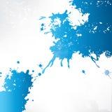Abstrakt bakgrund med färgstänk Royaltyfri Foto